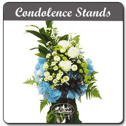 Condolence Stands