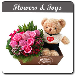 Flowers & Toys