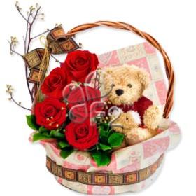 Gift Basket Surprise