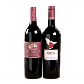 Cliffside and Talaria Cabernet