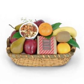 Fruit Nuts & Chocolate