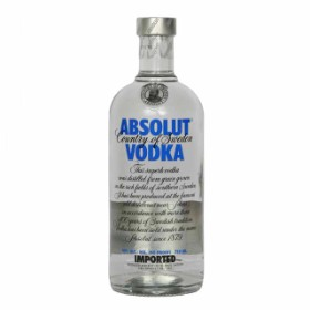 Absolut Blue (75cl)