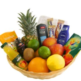 Fruit Basket for Him